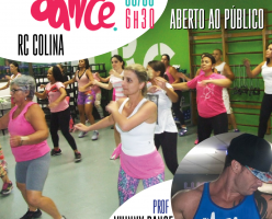 Aulão de Fit Dance