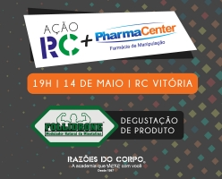 Ação RC + Pharma Center